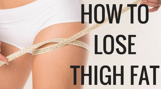 how to reduce thigh fat