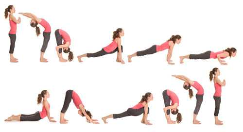 How to Increase Height by doing Yoga