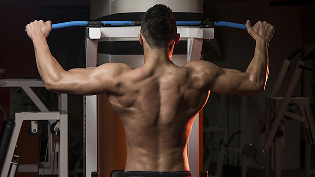 Get Better At Pull Ups