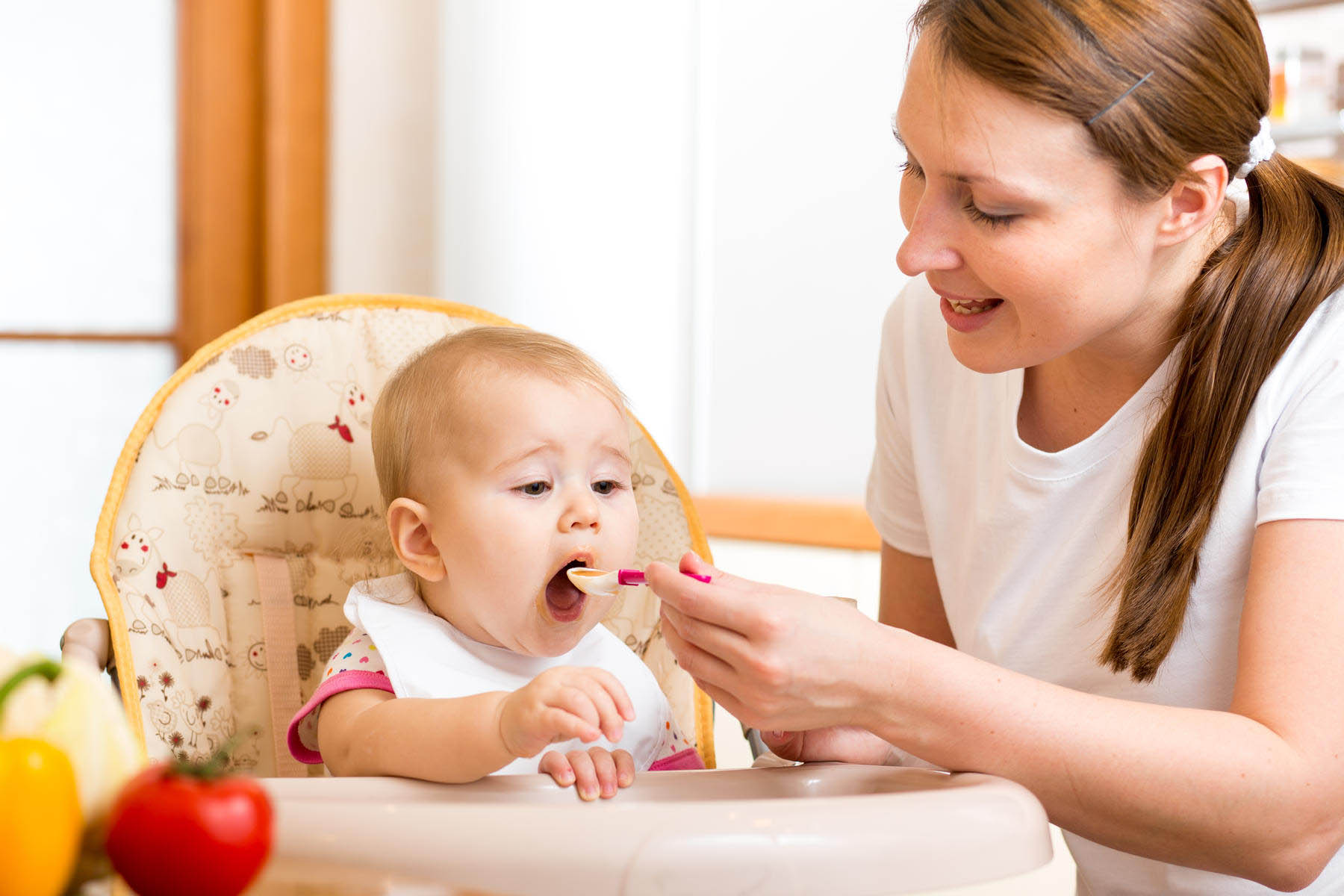 Weaning Foods for Indian Babies