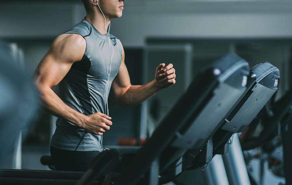 Mimics Gym Time